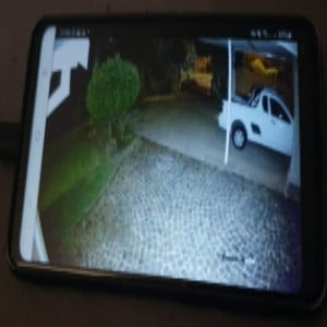Hikvision remote cellphone view