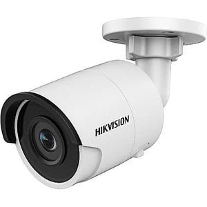 Example of a bullet camera