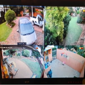 Hilook and Hikvision cctv installation