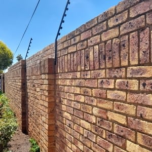 Nemtek electric fence new installation