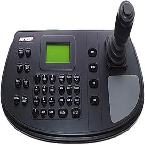 Example of a PTZ joystick controller