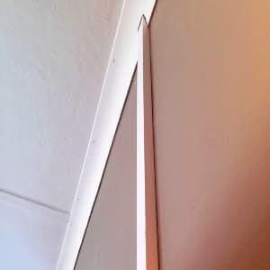 Ega trunking mounted on wall