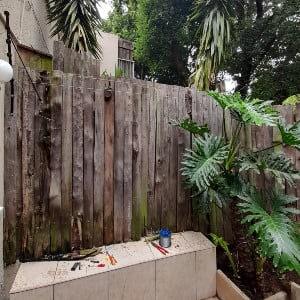 Nemtek electric fence addition