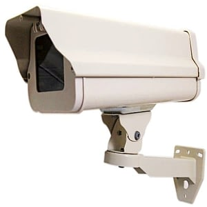 Example of box mount camera housing