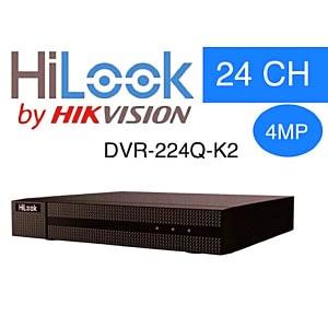 Hilook DVR-224Q-K2 @$ channel