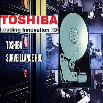 Toshiba Surveillance Drives