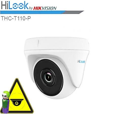 Hilook THC-T110-P 720p Mini dome camera